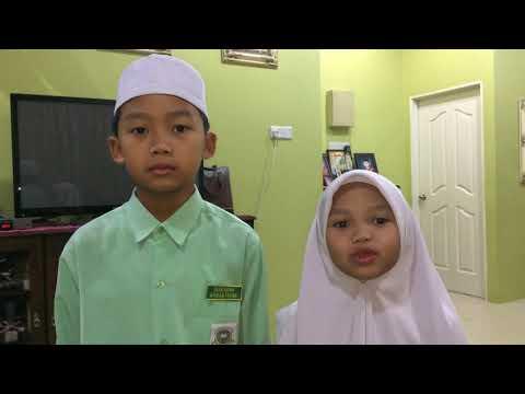 Jom Solat by 'Aysha Kamila feat. Ahmad Fahmi Muammar