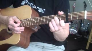 Sixpence None The Richer - Kiss Me Guitar Lesson (Chords, Strumming Pattern, Etc)