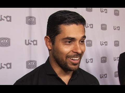 From Dusk Till Dawns Robert Rodriguez DJ Cotrona And Wilmer - Dj cotrona hairstyle