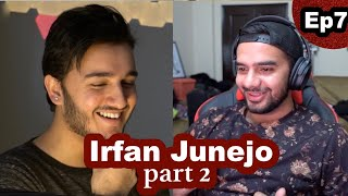 Irfan Junejo and his married life | Podcast