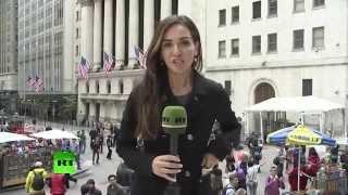 RT: Нью Йоркская фондовая биржа запустила индекс биткоинов