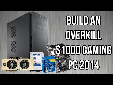 how to build a gaming pc from scratch 2015