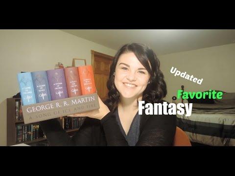 Favorite Fantasy Books Updated [CC]