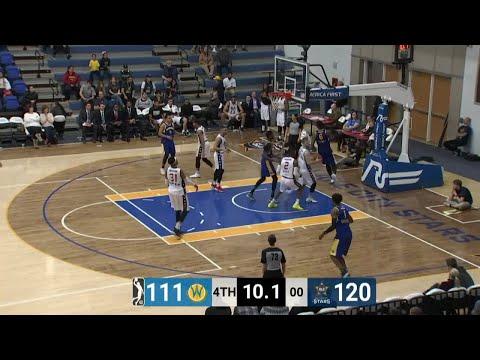 Michael Gbinije (10 points) Highlights vs. Salt Lake City Stars