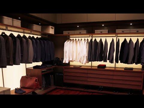 Christian Grey Closet - Fifty Shades Darker - Fred Harvengt