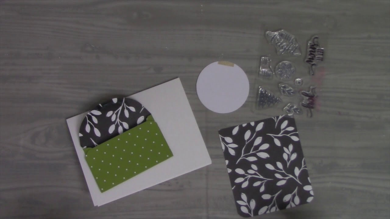 Day 6 Handmade Gift Card Holder Cards With Stampin Up Cricut