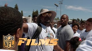 The Fam 1st Family Youth Football Camp | NFL Rush | NFL Films