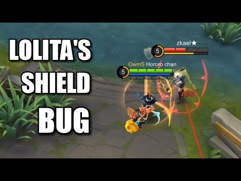 LOLITAS SHIELD BUG WHEN GETTING CCED