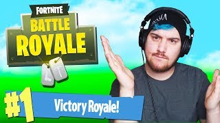 CAN'T BELIEVE I ACTUALLY PULLED THAT OFF!! - FORTNITE BATTLE ROYALE SOLOS