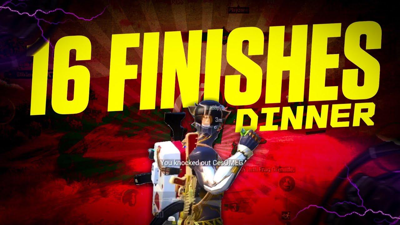 Oneshot Tournament 16 Kills Dinner! | Team BLIND