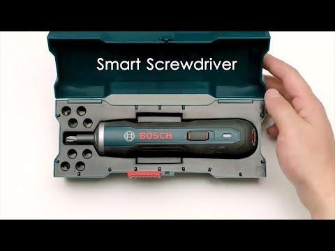BOSCH GO 3 6V Smart Screwdriver - GearBest.com
