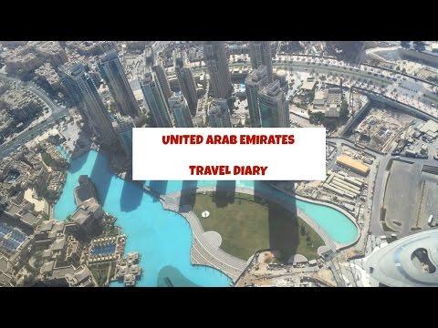 Travel Diary | United Arab Emirates