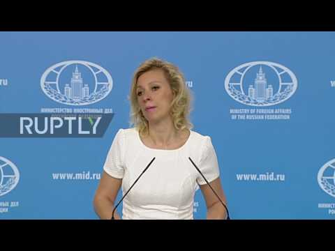 Russia: 'Large-scale' cyberattack hits Russian Foreign Ministry – Zakharova