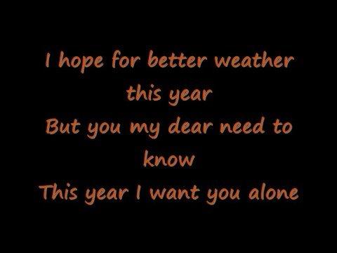 The Maine - Ho Ho Hopefully (Lyrics)