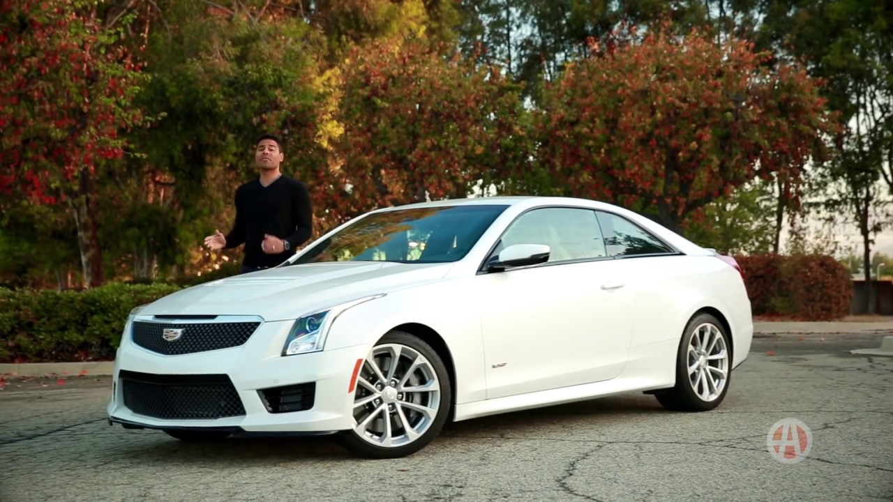 2016 Cadillac Ats V Coupe 5 Reasons To Autotrader