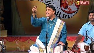 Sangeetha Swarangal 5 | O.S. Arun | Musician | 18 DEC 2014 | Vasanth TV