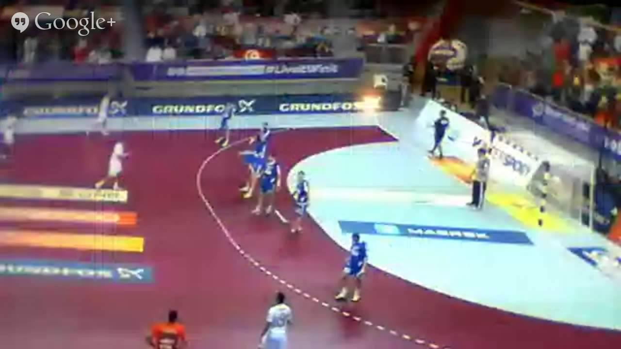 Tunisie vs croatie coupe du monde handball 2015 youtube - Tableau coupe du monde handball 2015 ...