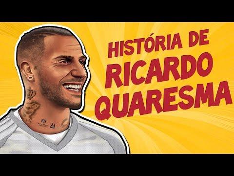 A EMOCIONANTE história de RICARDO QUARESMA