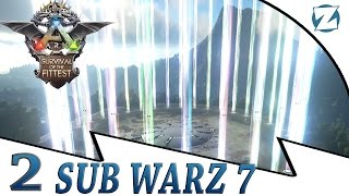 Ark Survival Of The Fittest SubWarz 7 - E2 - Darkness