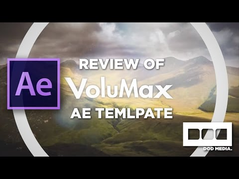 Review: Volumax 3D Photo Animator Template for After Effects