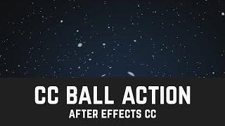 كيفية المساحة الخلفية في After Effects (CC الكرة عمل) - T006