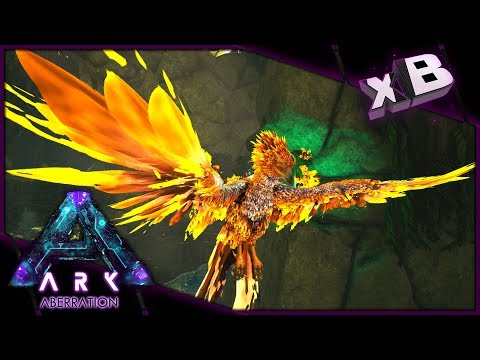 Primeval Phoenix! :: Modded ARK: Aberration :: E13