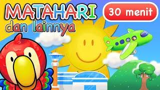 Download Video Lagu Anak | Matahari dan lainnya 30 Menit MP3 3GP MP4