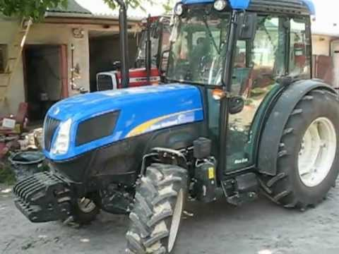 New holland t4030n prezentacja youtube for New holland 72 85