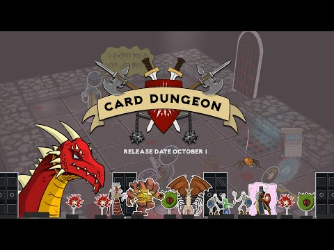 Card Dungeon Release Trailer