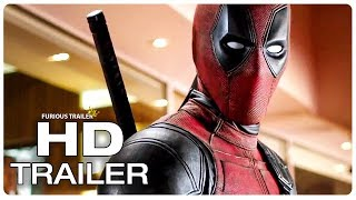 DEADPOOL 2 Beating Avengers Infinity War Trailer (2018) Superhero Movie Trailer HD