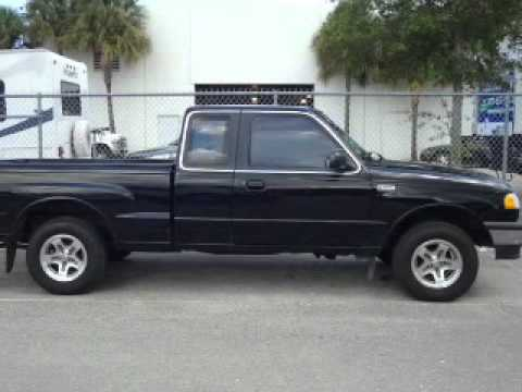 2000 Mazda B3000 Lake Worth Fl