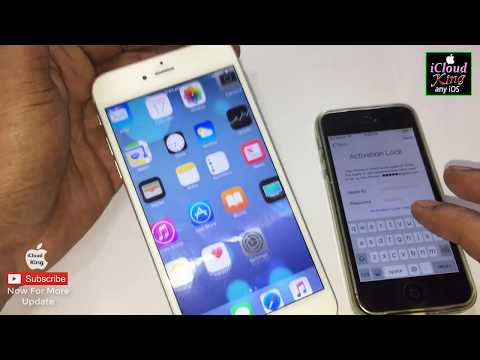 iPhone UNLOCK || iCloud Activation lock Remove without Tool || Final Upgrade Aug-2017