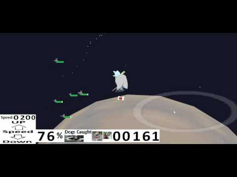 Cats and Dogs in Space Free 3D HD Android game