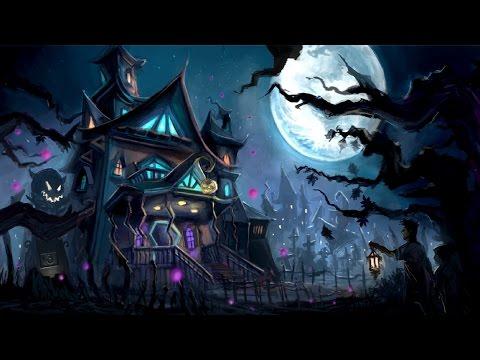 Spooky Music - Haunted School