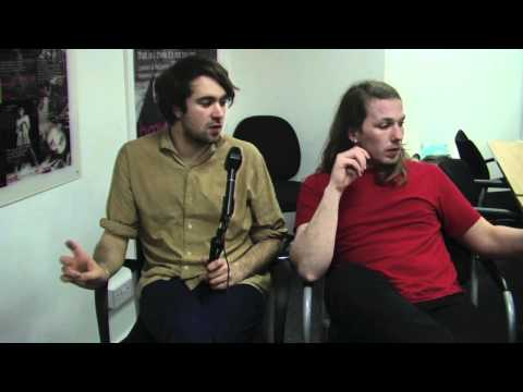 Interview with The Vaccines