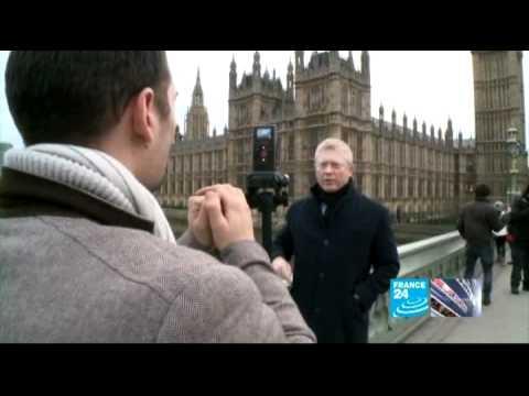 England - United Kingdom: The growth of euroscepticism