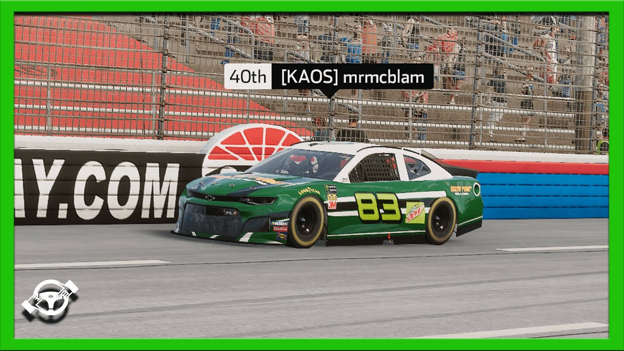 Nascar Heat 4 Online With Friends Twitch Replay Youtube