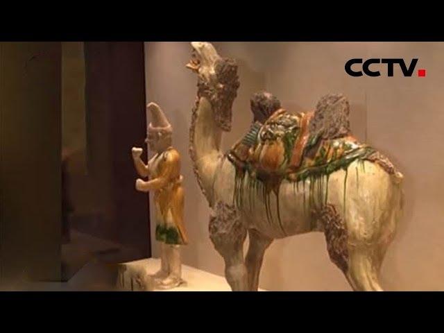 [多彩亚洲] 亚洲文明展 丝路繁盛 文明因互鉴而精彩 | CCTV