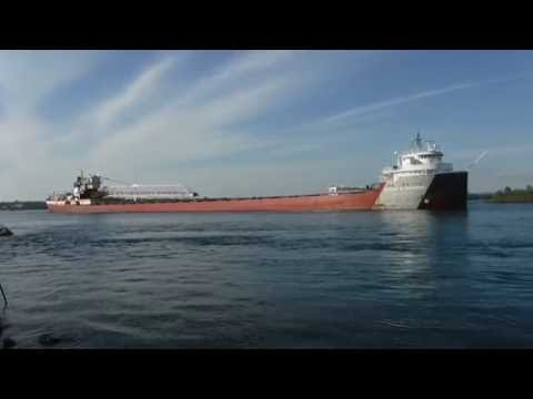 Great Lakes Freighter Arthur M Anderson