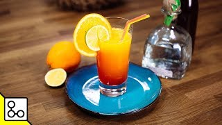 Tequila Sunrise - YouCook Cocktail