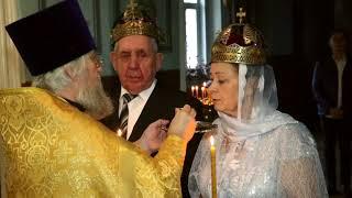 Православное венчание в церкви  | 12012 | bravomos.ru