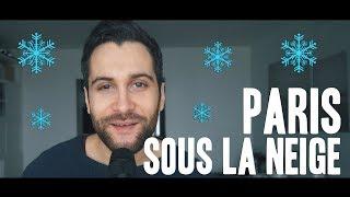 Paris sous la neige ! - Seb Mellia