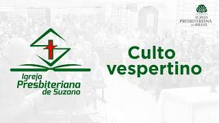ips || Culto Vespertino 30/08 - Razões para se manter firme no ensino dos apóstolos