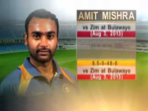 Amit Mishra proves his worth with his performance against Pak