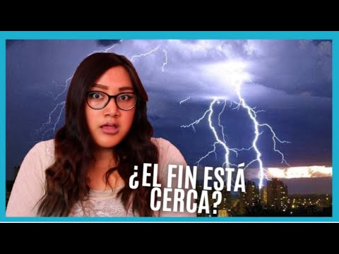 INQUIETANTES GRITOS EN EL CIELO ESTÁN ATERRANDO A ESTA CIUDAD from YouTube · Duration:  10 minutes 40 seconds
