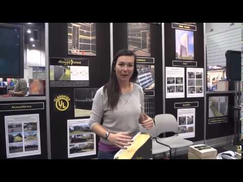 Acoustiblok Soundproofing Material Recommended by Kayleen ...  Acoustiblok Sou...