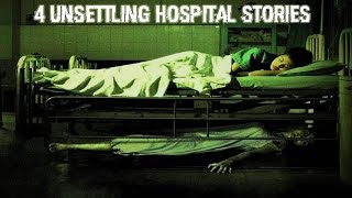 4 Allegedly TRUE Disturbing Stories From Hospital Workers (Scary True Storytime)
