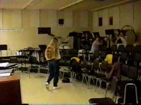 Pep Band 1997 - West Jefferson High School, Ohio