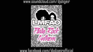 LMFAO vs Bassjackers - Party Rock MUSH MUSH (Dj Óli Geir