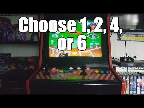 Understanding The Neo Geo Arcade Cab